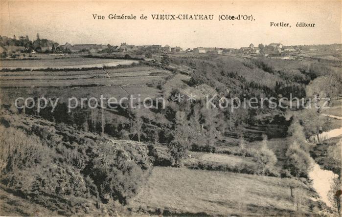 AK / Ansichtskarte Vieux Chateau Vue generale Kat. Vieux Chateau