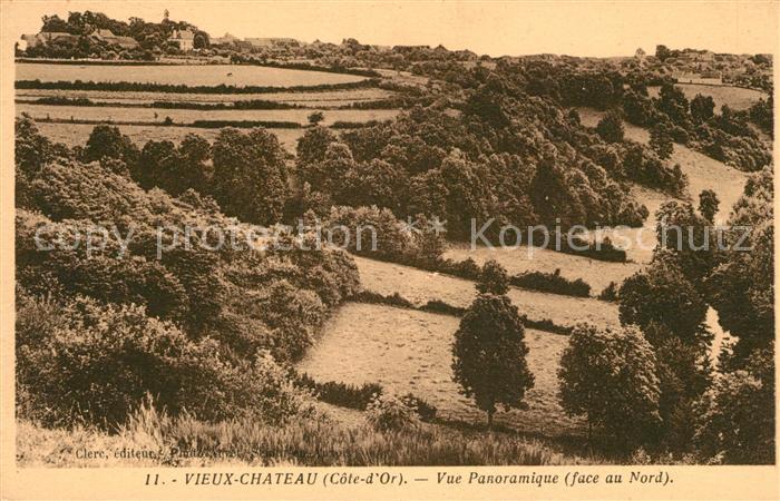 AK / Ansichtskarte Vieux Chateau Vue Panoramique Kat. Vieux Chateau
