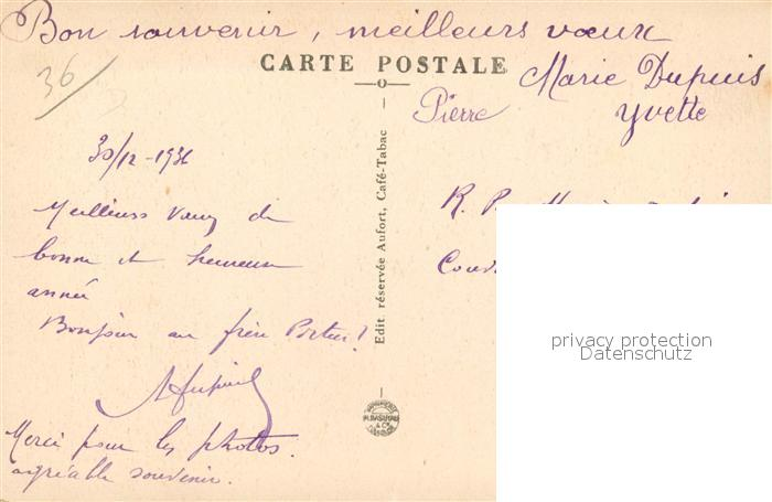 AK / Ansichtskarte Saint Benoit du Sault Le Beffroi Kat. Saint Benoit du Sault 1