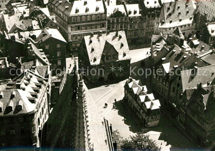 AK / Ansichtskarte Frankfurt Main wie es war Innenstadt an der Mehlwaage Kat. Frankfurt am Main