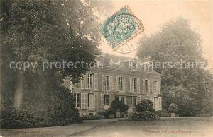 AK / Ansichtskarte Courtalain Chateau de la Forest Kat. Courtalain