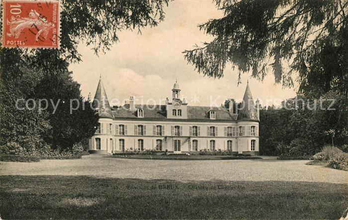 AK / Ansichtskarte Dreux Chateau Kat. Dreux