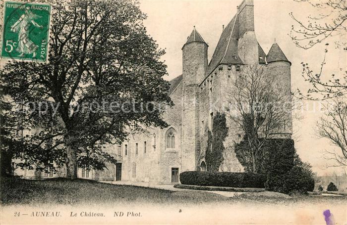 AK / Ansichtskarte Auneau Chateau Kat. Auneau