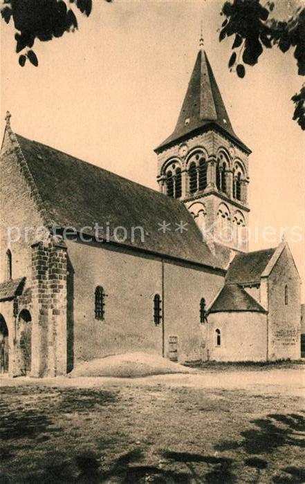 AK / Ansichtskarte Bengy sur Craon Eglise Kat. Bengy sur Craon