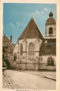AK / Ansichtskarte Nogent le Rotrou Felice Saint Laurent Kat. Nogent le Rotrou
