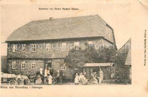 AK / Ansichtskarte Neuenbau Gasthaus Anton Fischers Witwe Kat. Judenbach