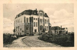 AK / Ansichtskarte Neuenhaus Krankenhaus Kat. Neuenhaus