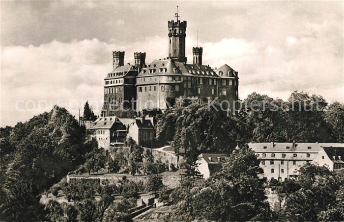 AK / Ansichtskarte Balduinstein Schloss Schaumburg an der Lahn Kat. Balduinstein