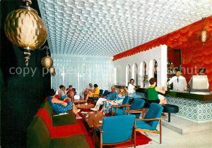 AK / Ansichtskarte Djerba Hotel Les Sirenes Le Bar Kat. Djerba