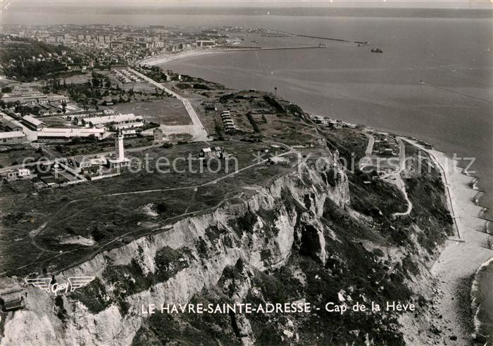 AK / Ansichtskarte Le Havre Cap de la Heve Kat. Le Havre