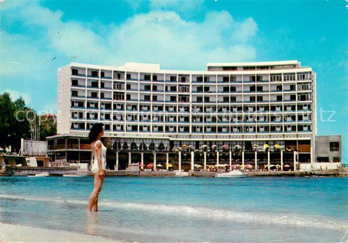 AK / Ansichtskarte Alexandria Alexandrie Aegypten Hotel Palestine a la place de Montara Kat. Alexandria