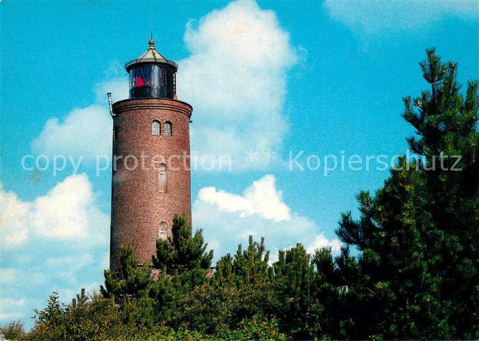 AK / Ansichtskarte St Peter Ording Boehler Leuchtturm Kat. Sankt Peter Ording