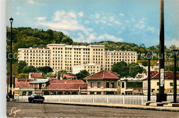 AK / Ansichtskarte Suresnes Hotel Foch  Kat. Suresnes