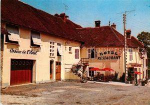 AK / Ansichtskarte Sellieres Montchauvrot Hotel Restaurant  Kat. Sellieres