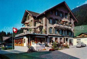 AK / Ansichtskarte Beatenberg Hotel Jungfraublick Kat. Beatenberg