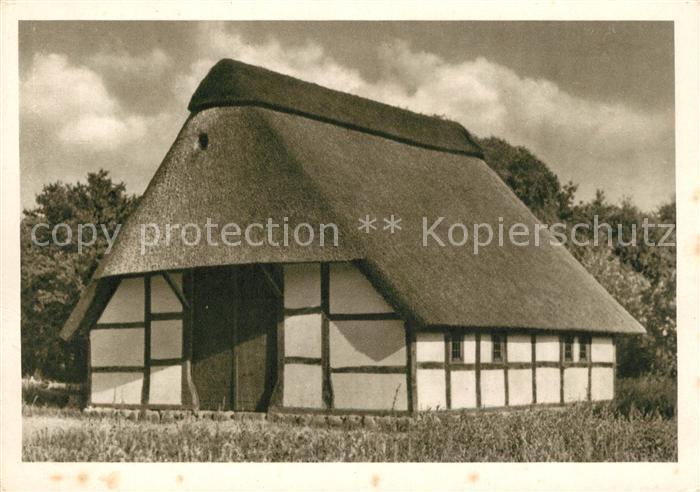 AK / Ansichtskarte Cloppenburg Heuerhaus  Kat. Cloppenburg