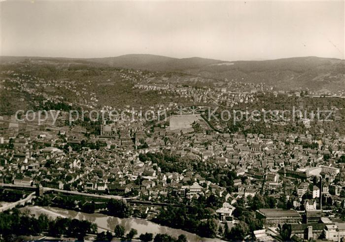 AK / Ansichtskarte Esslingen Neckar Fliegeraufnahme Kat. Esslingen am Neckar