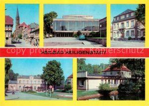 AK / Ansichtskarte Heilbad Heiligenstadt Am Berge Kirche Kreiskulturhaus Rathaus Bahnhof Kneippbad