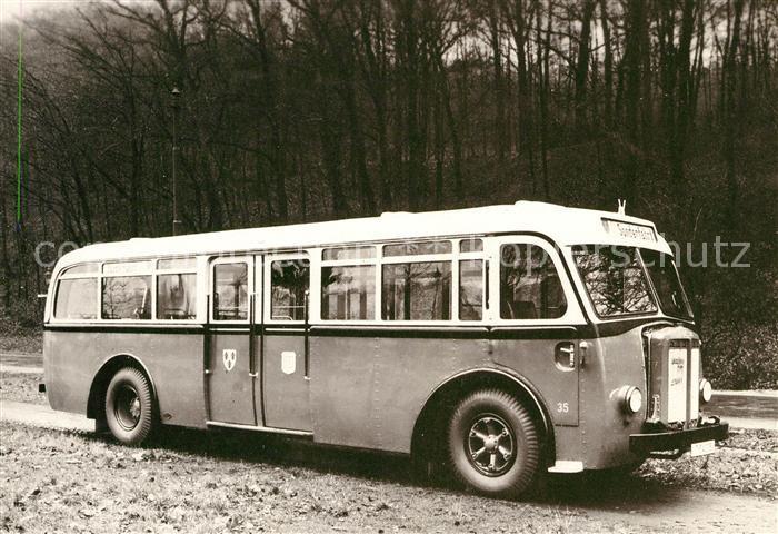 ak ansichtskarte autobus omnibus oldtimer 1937 buessing trambus kat autos nr kn66136. Black Bedroom Furniture Sets. Home Design Ideas