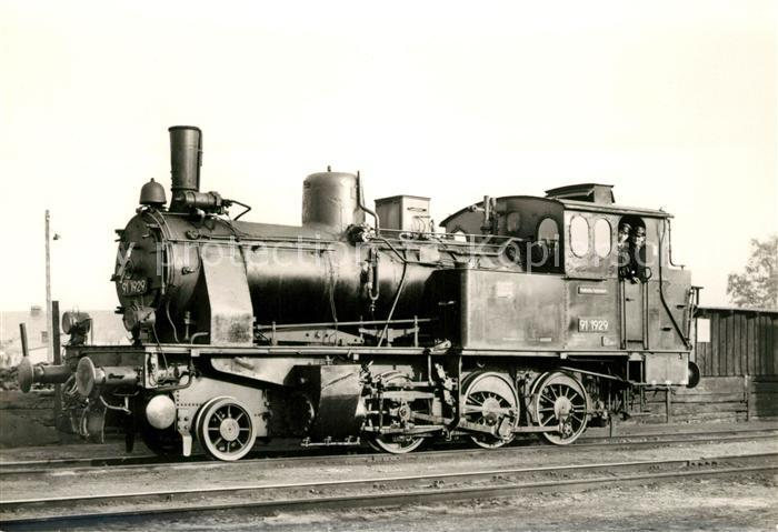 AK / Ansichtskarte Lokomotive 91 1929 Henschel & Sohn  Kat. Eisenbahn