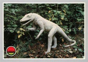 AK / Ansichtskarte Dinosaurier Hesperosuchus Saurierpark Kleinwelka Kat. Tiere