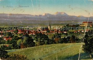 Pettau Panorama Kat. Slowenien