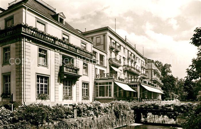 Europäischer Hof Baden-Baden