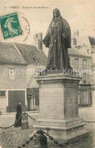 AK / Ansichtskarte Dreux Statue de Jean de Rotrou Kat. Dreux