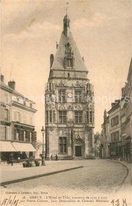 AK / Ansichtskarte Dreux Hotel de Ville Kat. Dreux
