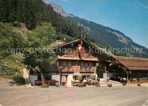 AK / Ansichtskarte Bisisthal Gasthaus Schoenenboden Kat. Bisisthal