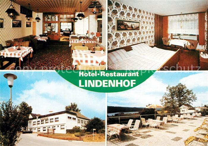 Hotel Restaurant Lindenhof Sorpesee
