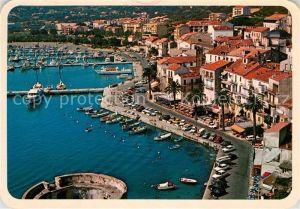 AK / Ansichtskarte Calvi Vue partielle de la ville Collection Charmes et Couleurs de la Corse Kat. Calvi