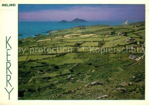 AK / Ansichtskarte Kerry Irland Scenic beauty aerial view