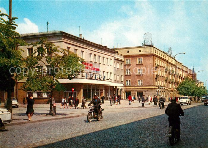 AK / Ansichtskarte Bialystok Ulica Lipowa Kat. Bialystok
