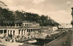 AK / Ansichtskarte Karlovy Vary Kolonada Ceskoslovensko sovetskeho pratelstvi Kat. Karlovy Vary Karlsbad