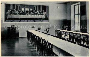 AK / Ansichtskarte Fuerstenried Exerzitienhaus Kat. Muenchen