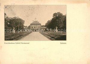 AK / Ansichtskarte Muenchen Exerzitienhaus Schloss Fuerstenried Kat. Muenchen