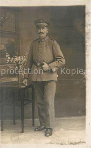 AK / Ansichtskarte Hahnstaetten Soldat Uniform Kat. Hahnstaetten