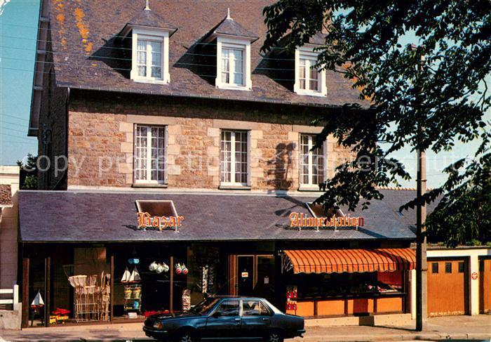 AK / Ansichtskarte Rotheneuf Place du Centre epicerie centrale Kat. Saint Malo