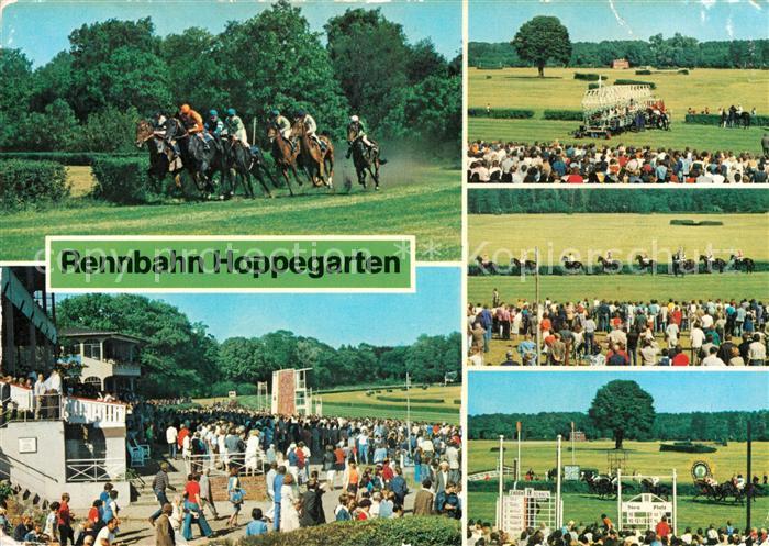 AK / Ansichtskarte Hoppegarten VEB Vollblutrennbahnen Kat. Hoppegarten 0
