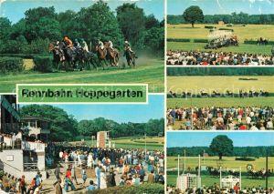 AK / Ansichtskarte Hoppegarten VEB Vollblutrennbahnen Kat. Hoppegarten