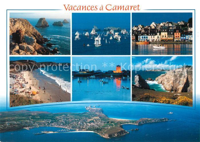 AK / Ansichtskarte Camaret sur Mer Panorama Kat. Camaret sur Mer