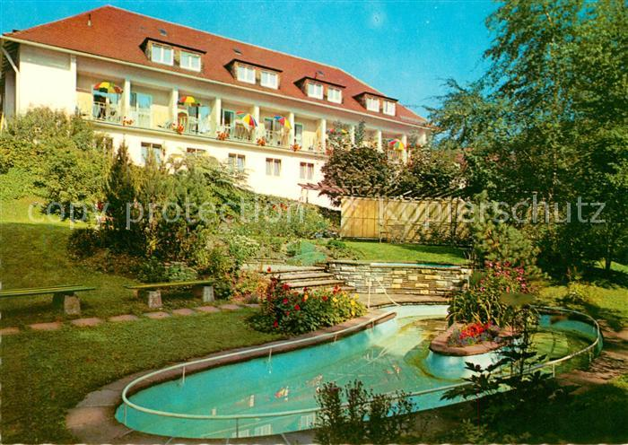 Bad Faulenbach Sanatorium Notburgaheim Kat. Fuessen