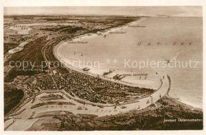 AK / Ansichtskarte Swinemuende Swinoujscie Panoramakarte Ahlbeck