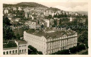 AK / Ansichtskarte Karlovy Vary Vojensky lazensky ustav Kat. Karlovy Vary Karlsbad