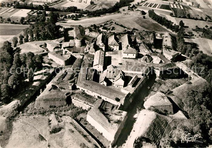 AK / Ansichtskarte Pontcharra sur Breda Fliegeraufnahme Fort Barraux Kat. Pontcharra