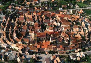 AK / Ansichtskarte Eguisheim Haut Rhin Vue generale aerienne Kat. Eguisheim