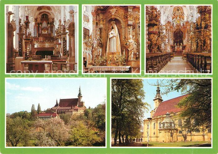 AK / Ansichtskarte Neuzelle Kirche Kat. Neuzelle
