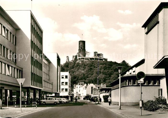 AK / Ansichtskarte Bad Godesberg Blick zur Godesburg Kat. Bonn