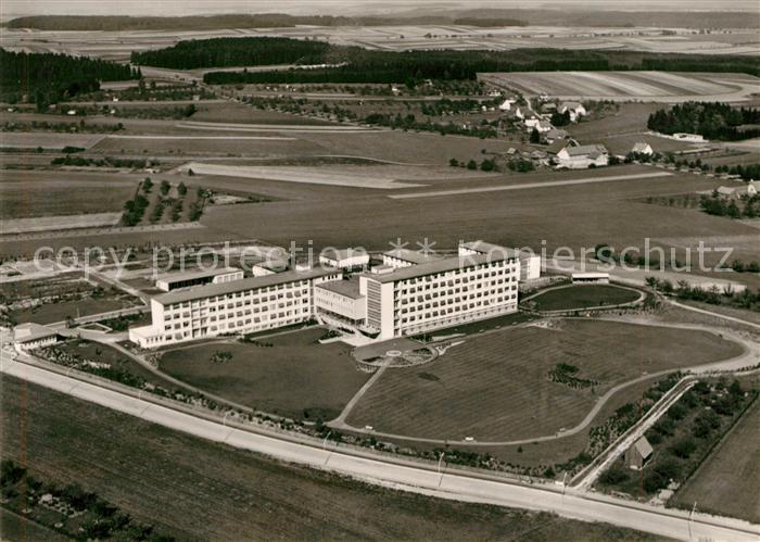 AK / Ansichtskarte Schwenningen Neckar Staedtisches Krankenhaus ...